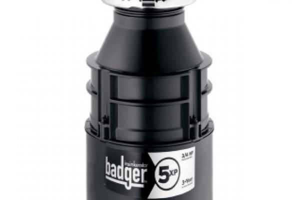 InSinkErator Badger 5XP 3/4HP Garbage Disposal Review