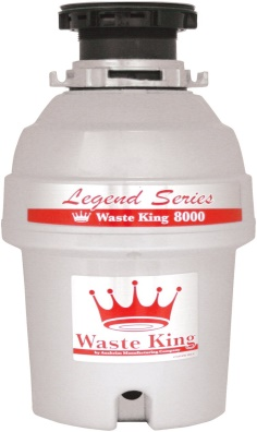 Waste King L-8000 Legend Series Review