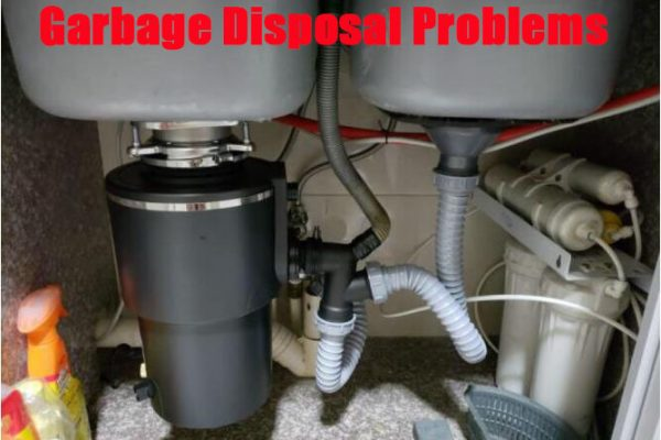 Garbage Disposal Problems And Solutions