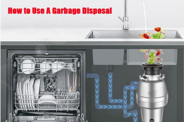 How to Use A Garbage Disposal (Proper Instructions)