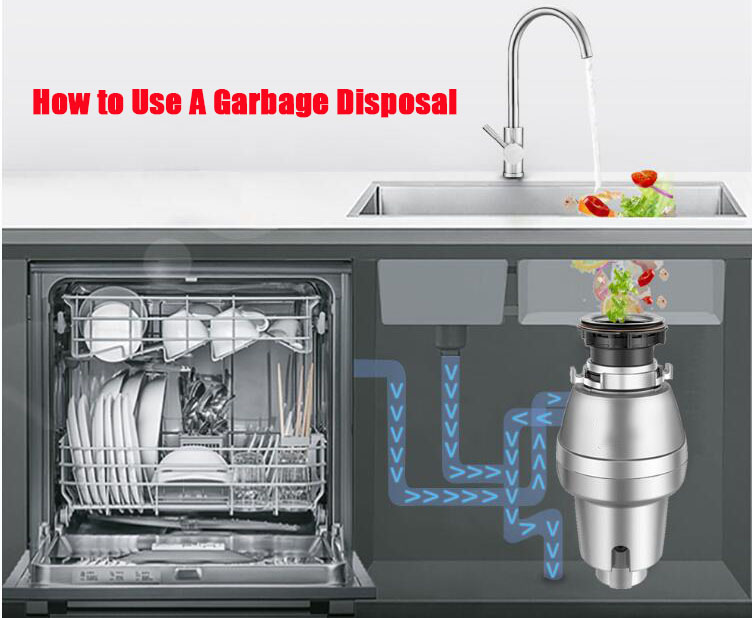 How to Use the Garbage Disposal