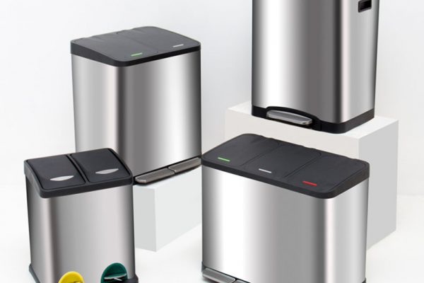 10 Best Recycle Bins For Home And Kitchen