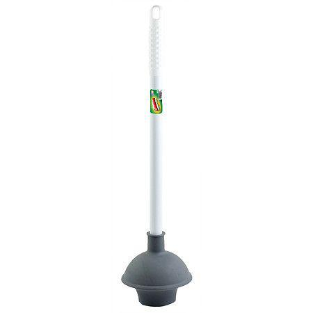 Traditional flanged plunger
