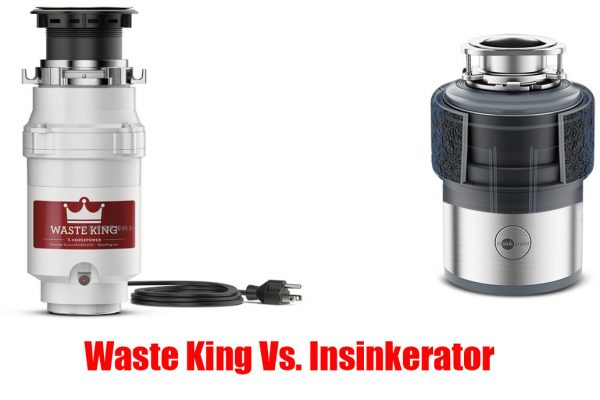 Waste King Vs. Insinkerator Garbage Disposal- Which Is Better