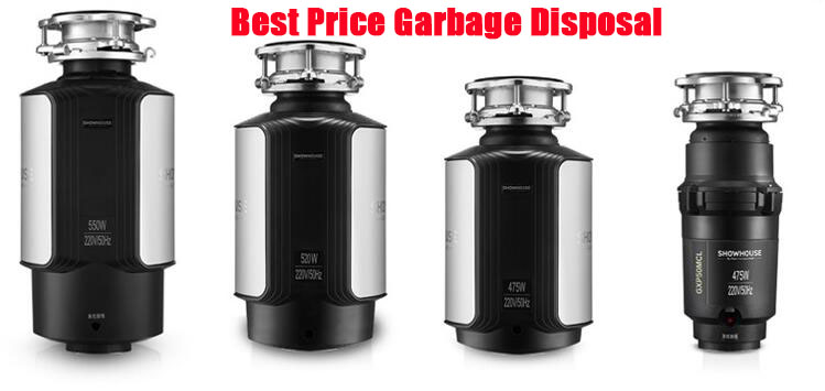 Best Price Garbage Disposals